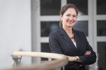 Geschäftsführerin Karin Enke