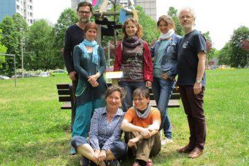 Das Team der Psychosozialen Kontakt- und Beratungsstelle
