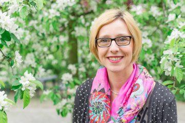 Einrichtungsleiterin Katja Bisping